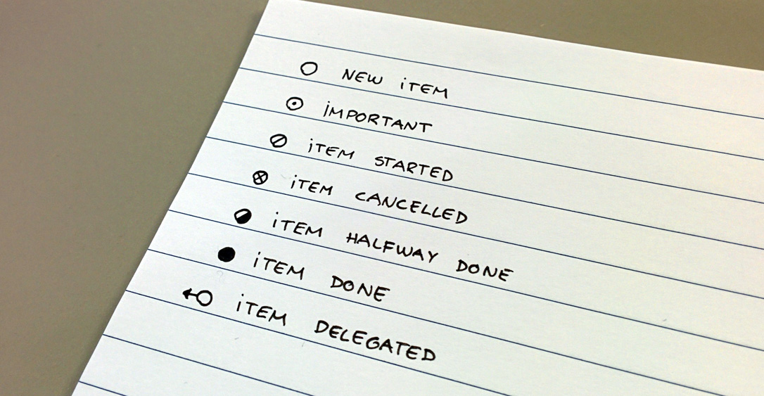 Great tips for todo-lists